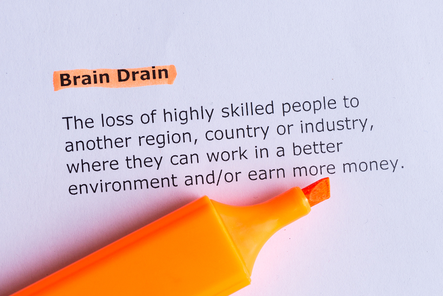 ways to stop brain drain