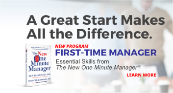First-Time Manager A Great Start Graphic